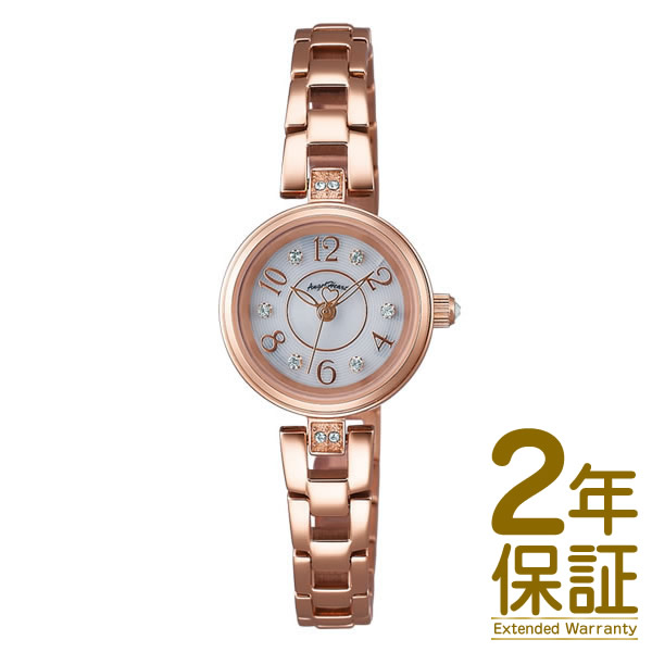Angel Heart エンジェル ハート 腕時計 HP22PG レディース Happy Prism ハッピープリズム スワロフスキークリスタル ソーラー