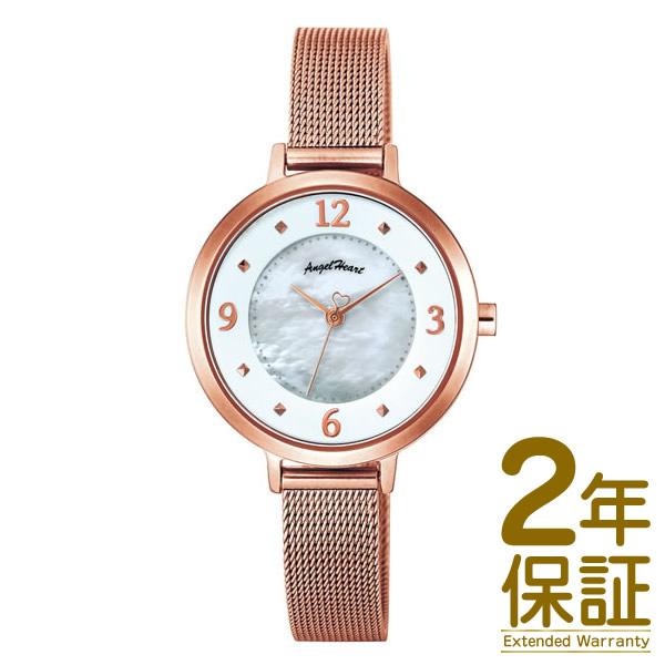 Angel Heart エンジェル ハート 腕時計 ND30PG レディース Nudie Drop ヌーディドロップ クオーツ