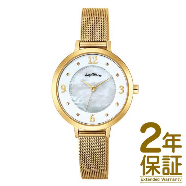 【国内正規品】Angel Heart エンジェル ハート 腕時計 ND30YG レディース Nudie Drop ヌーディドロップ クオーツ