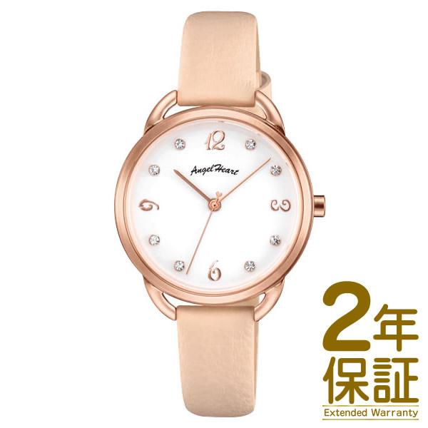 【国内正規品】Angel Heart エンジェル ハート 腕時計 VI31P-PK レディース Venus ヴィーナス スワロフスキークリスタル ソーラー