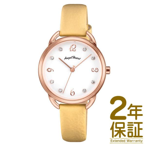 【国内正規品】Angel Heart エンジェル ハート 腕時計 VI31P-YE レディース Venus ヴィーナス スワロフスキークリスタル ソーラー