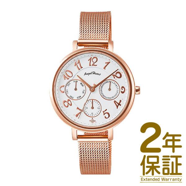 Angel Heart エンジェル ハート 腕時計 WS33PG レディース Wish Star ウィッシュスター ソーラー
