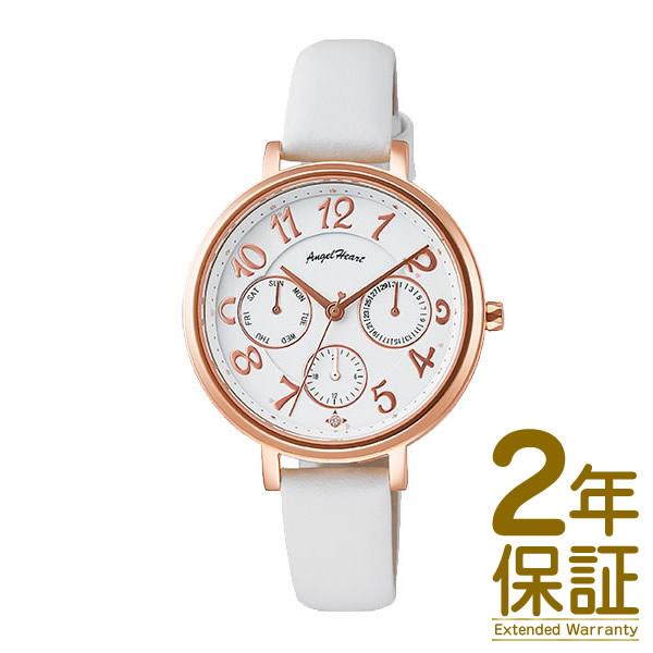 Angel Heart エンジェル ハート 腕時計 WS33P-WH レディース Wish Star ウィッシュスター ソーラー