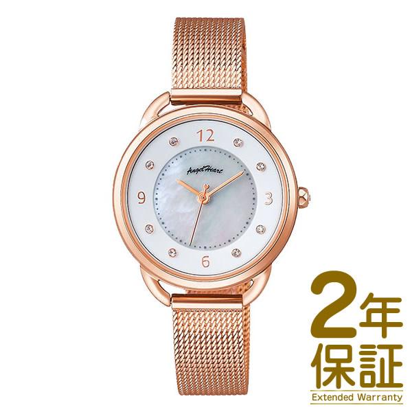 Angel Heart エンジェル ハート 腕時計 YR31PG レディース Riho Yoshioka Collaboration 吉岡里帆 コラボモデル ソーラー