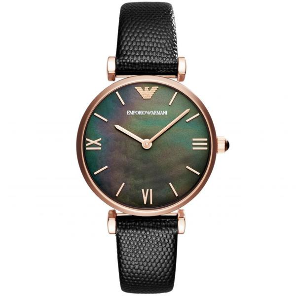 【並行輸入品】EMPORIO ARMANI エンポリオアルマーニ 腕時計 AR11060 レディース GIANNI T-BAR ジアンニティーバー クオーツ