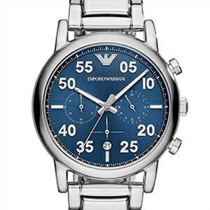 【並行輸入品】EMPORIO ARMANI エンポリオアルマーニ 腕時計 AR11132 メンズ LUIGI ルイージ クロノグラフ クオーツ