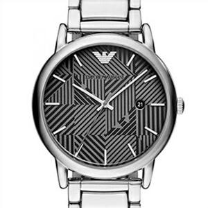あす楽 送料無料 北海道 沖縄県は除く EMPORIO ARMANI エンポリオアルマーニ LUIGI ルイージ クオーツ AR11134 大注目 メンズ 最安値に挑戦 腕時計