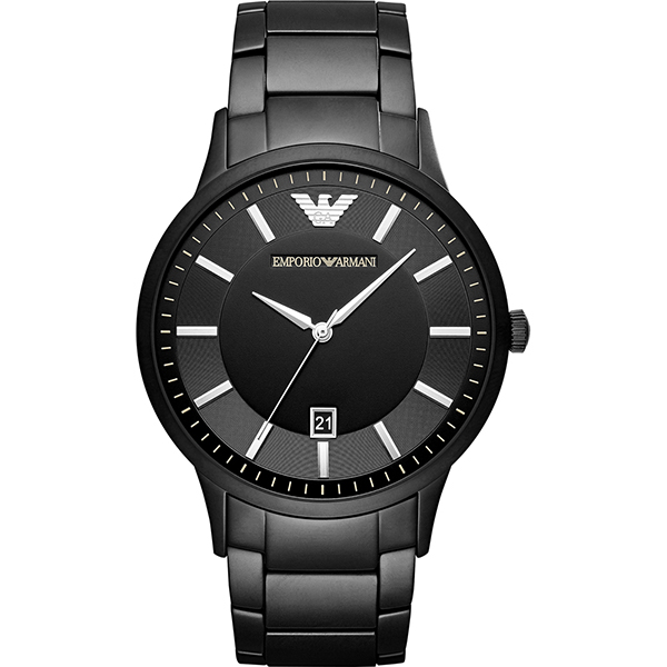 【5月中旬頃入荷予定】【並行輸入品】EMPORIO ARMANI エンポリオアルマーニ 腕時計 AR11184 メンズ RENATO レナート クオーツ