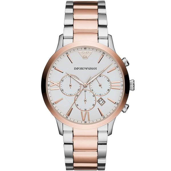 【並行輸入品】EMPORIO ARMANI エンポリオアルマーニ 腕時計 AR11209 メンズ GIOVANNI ジョヴァンニ クロノグラフ クオーツ