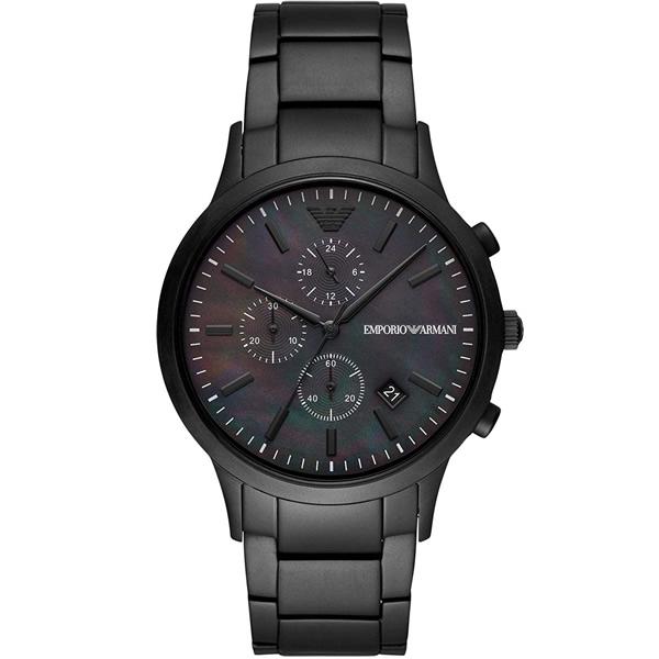 【並行輸入品】EMPORIO ARMANI エンポリオアルマーニ 腕時計 AR11275 メンズ Renato レナト クロノグラフ クオーツ