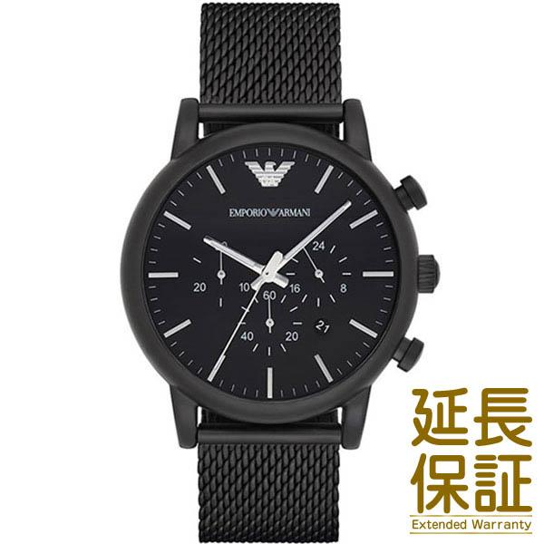 【並行輸入品】EMPORIO ARMANI エンポリオアルマーニ 腕時計 AR1968 メンズ LUIGI ルイージ クオーツ