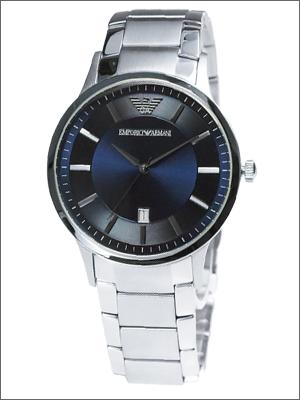 【並行輸入品】エンポリオアルマーニ EMPORIO ARMANI 腕時計 AR2477 メンズ Classic クラシック