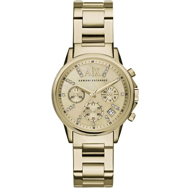 【並行輸入品】ARMANI EXCHANGE アルマーニ エクスチェンジ 腕時計 AX4327 レディース Lady Banks クオーツ