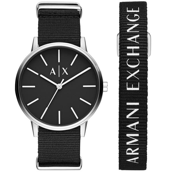 【並行輸入品】ARMANI EXCHANGE アルマーニ エクスチェンジ 腕時計 AX7111 メンズ Cayde クオーツ