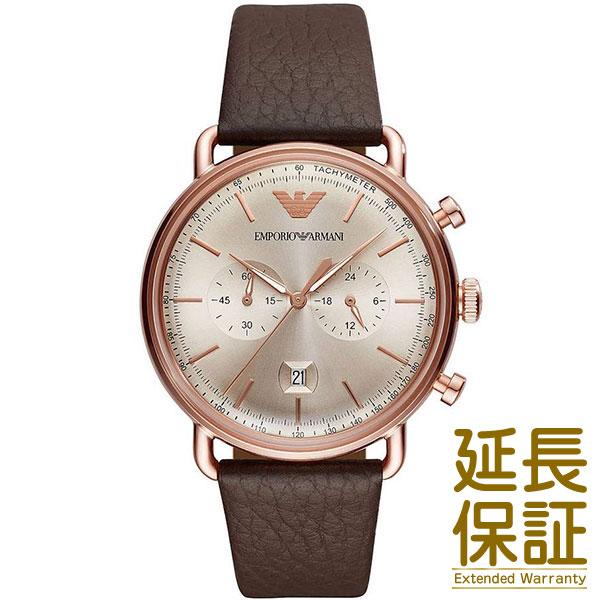 【並行輸入品】EMPORIO ARMANI エンポリオアルマーニ 腕時計 AR11106 メンズ AVIATOR アビエーター クオーツ