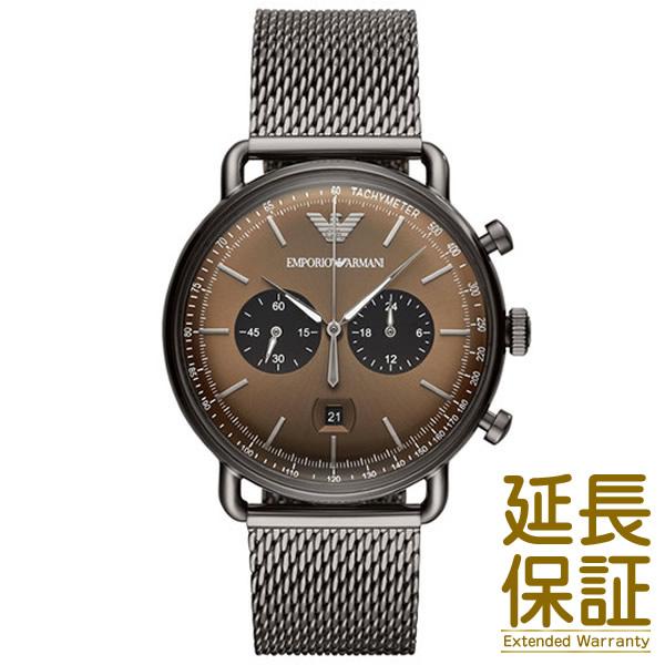 【並行輸入品】EMPORIO ARMANI エンポリオアルマーニ 腕時計 AR11141 メンズ AVIATOR アビエーター クロノグラフ クオーツ