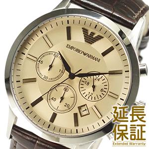 【並行輸入品】EMPORIO ARMANI エンポリオアルマーニ 腕時計 AR2433 メンズ