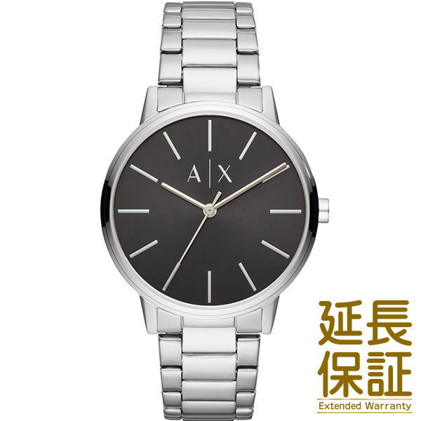 【5月中旬頃入荷予定】【並行輸入品】ARMANI EXCHANGE アルマーニ エクスチェンジ 腕時計 AX2700 メンズ CAYDE ケイド クオーツ