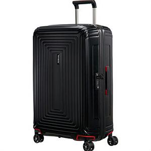 Samsonite サムソナイト スーツケース 65754 4386 75cm 94L Neopulse Spinner ネオパルス スピナー キャリーバッグ キャリーケース マットブラック ライン