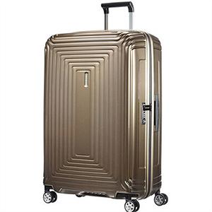 【12月上~中旬発送予定】【ラッピング不可】Samsonite サムソナイト 65754 4535 75cm 94L スーツケース Neopulse Spinner ネオパルス スピナー キャリーバッグ キャリーケース メタリック サンド ライン