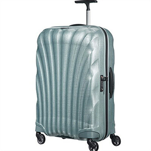 【ラッピング不可】Samsonite サムソナイト スーツケース 73350 1432 Cosmolite Spinner コスモライトスピナー 69cm 68L アイスブルー キャリーバッグ キャリーケース