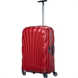 【ラッピング不可】Samsonite サムソナイト 73350-RED-69/25 Red レッド Cosmolite コスモライト Spinner スピナー 68L