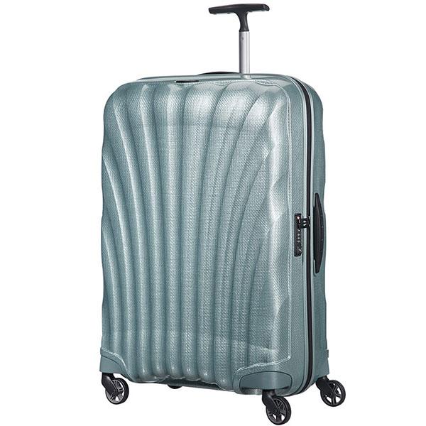 【ラッピング不可】Samsonite サムソナイト スーツケース 73351 1432 Cosmolite Spinner コスモライトスピナー 75cm 94L アイスブルー キャリーバッグ キャリーケース