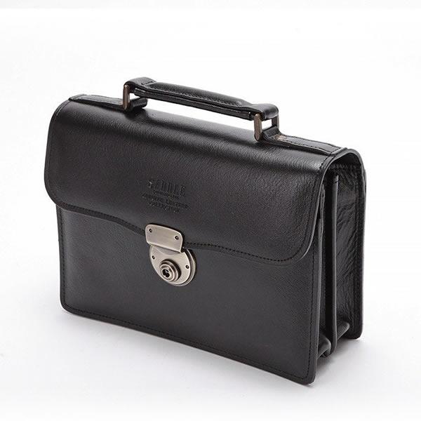 SADDLE サドル 25883 メンズ セカンドバッグ A5サイズ対応