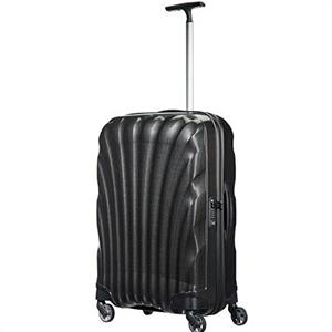 【ラッピング不可】Samsonite サムソナイト 73350 BLACK スーツケース Cosmolite コスモライト Spinner スピナー 68L BLACK ブラック