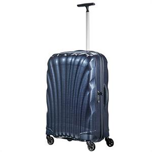 【ラッピング不可】Samsonite サムソナイト 73350 Midnight Blue スーツケース Cosmolite コスモライト Spinner スピナー 68L Midnight Blue ミッドナイトブルー