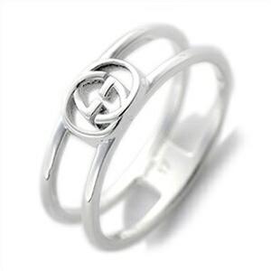 GUCCI グッチ 60サイズ 298036-J8400-8106-15 リング 指輪