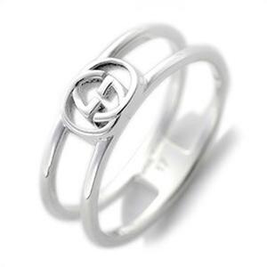 GUCCI グッチ 60サイズ 298036-J8400-8106-07 リング 指輪