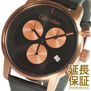 【並行輸入品】Calvin Klein カルバンクライン CK 腕時計 K2G17TC1 メンズ city シティ