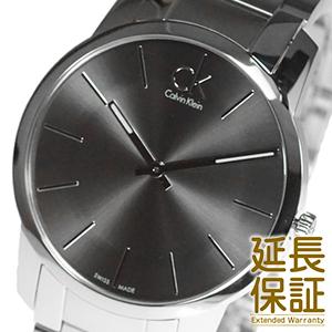 【並行輸入品】Calvin Klein カルバンクライン CK 腕時計 K2G21161 メンズ ck city シーケー シティ