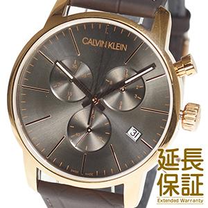 【並行輸入品】Calvin Klein カルバンクライン CK 腕時計 K2G276G3 メンズ ck city chrono シーケー シティ クロノ