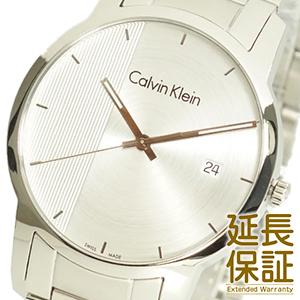 【並行輸入品】カルバンクライン Calvin Klein CK 腕時計 K2G2G14X メンズ city シティ