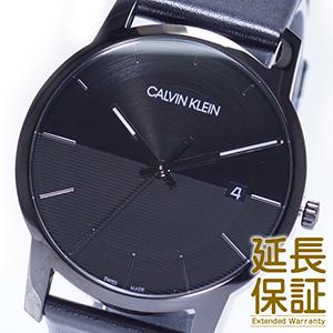 【並行輸入品】Calvin Klein カルバンクライン CK 腕時計 K2G2G4C1 メンズ City シティ extension エクステンション クオーツ