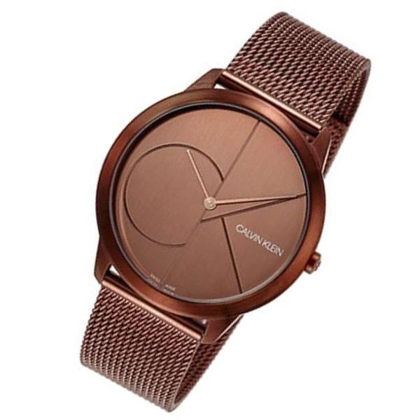 送料無料 北海道 沖縄県 除く Calvin Klein K3M11T.FK ミニマル 毎日続々入荷 メンズ 腕時計 MINIMAL カルバンクライン 贈呈