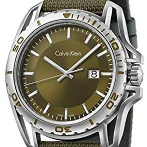 【並行輸入品】Calvin Klein カルバンクライン CK 腕時計 K5Y31XWL メンズ earth アース
