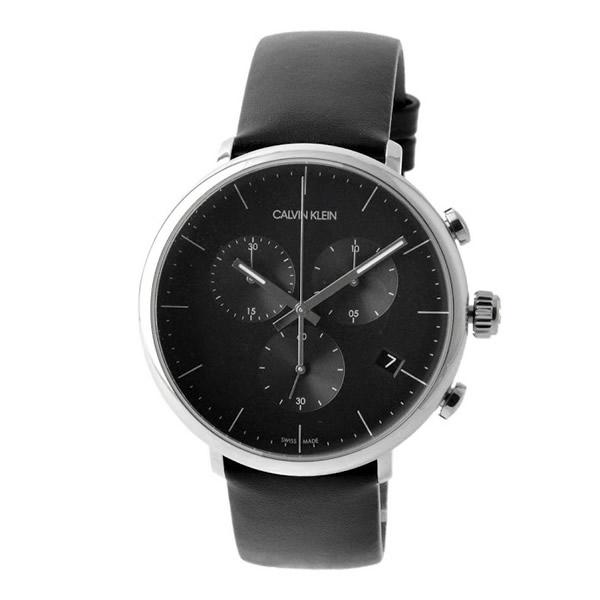 【並行輸入品】Calvin Klein カルバンクライン CK 腕時計 K8M271C1 メンズ High Noon ハイヌーン クロノグラフ