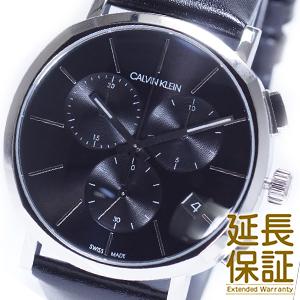 【並行輸入品】Calvin Klein カルバンクライン CK 腕時計 K8Q371C1 メンズ Posh ポッシュ クロノグラフ クオーツ
