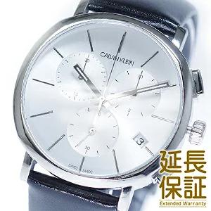 【並行輸入品】Calvin Klein カルバンクライン CK 腕時計 K8Q371C6 メンズ Posh ポッシュ クロノグラフ クオーツ