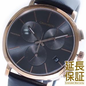 【並行輸入品】Calvin Klein カルバンクライン CK 腕時計 K8Q376C3 メンズ Posh ポッシュ クロノグラフ クオーツ