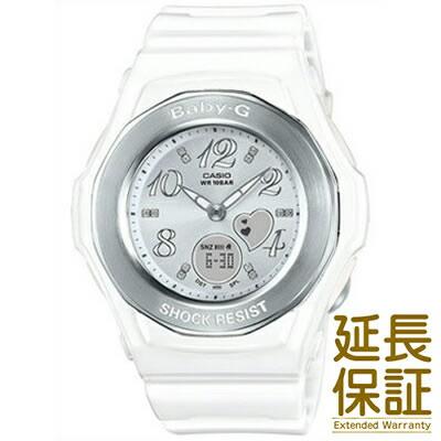 【正規品】CASIO カシオ 腕時計 BGA-100-7B3JF レディース BABY-G ベビージー ホワイト