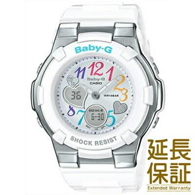 【正規品】CASIO カシオ 腕時計 BGA-116-7B2JF レディース BABY-G ベビージー ホワイト