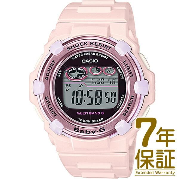 【正規品】CASIO カシオ 腕時計 BGR-3000CB-4JF レディース BABY-G ベイビージー チェリーブロッサム・カラーズ タフソーラー
