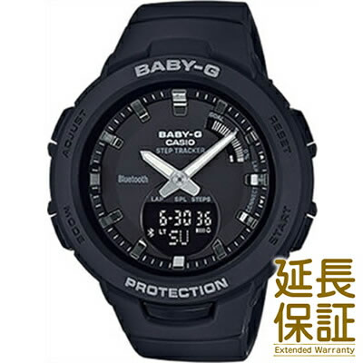 【正規品】CASIO カシオ 腕時計 BSA-B100-1AJF レディース BABY-G ベビーG G-SQUAD ジースクワッド スマートフォンリンク Bluetooth クオーツ