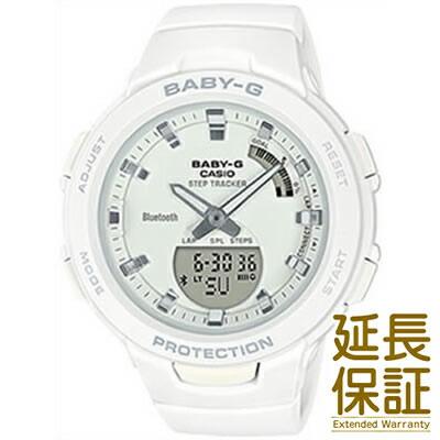 【正規品】CASIO カシオ 腕時計 BSA-B100-7AJF レディース BABY-G ベビーG G-SQUAD ジースクワッド スマートフォンリンク Bluetooth クオーツ