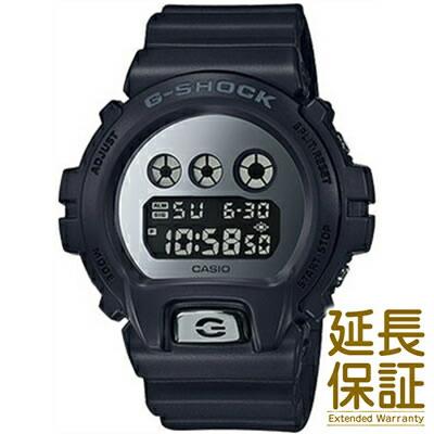 【正規品】CASIO カシオ 腕時計 DW-6900MMA-1JF メンズ G-SHOCK ジーショック ミラーダイアル クオーツ