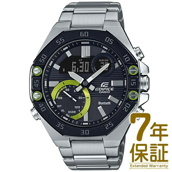 【正規品】CASIO カシオ 腕時計 ECB-10YDB-1AJF メンズ EDIFICE エディフィス クオーツ